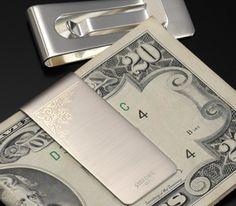 Money clip / EXMC1 SAROME TOKYO
