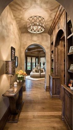 this hallway this is my kind of hallway #luxury just beautiful