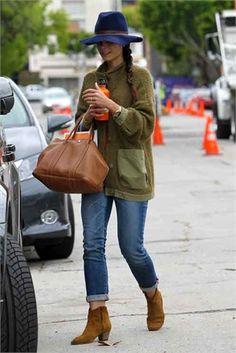 Jordana Brewster - Vogue.it
