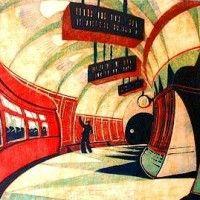 Artist Cyril Edward Power