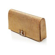 Camilla Dietz Bergeron, Ltd. Vintage Tiffany & Co. Woven 18K Gold & Diamond Clutch