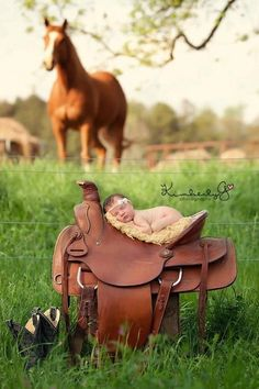 Country baby. I love this, can't wait to try and recreate it.