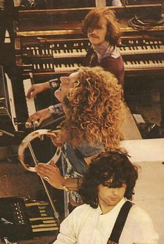 Page, Plant, & Jones                                                 Led Zeppelin