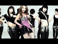 Brown Eyed Girls 'Abracadabra' Kpop 2010 한국대중음악상 Korean Music Awards (Best Dance/Electronic Album of the Year : Sound-G)