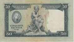 Nota 50 escudos 1955