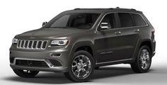 2014 Jeep Grand Cherokee Summit Granite