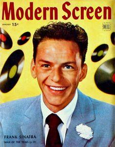 Frank Sinatra Modern Screen