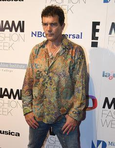 Antonio Banderas se convertirá en Gianni Versace en un film sobre el diseñador de moda