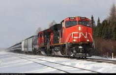 RailPictures.Net Photo: CN 2269 Canadian National Railway GE ES44DC at Green, Ontario, Canada by Chris Wilson