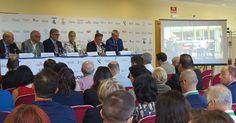 ALMUÑÉCAR. El presidente de los empresarios, Luis Martín, asegura que se han superado las expectativas y destaca la importancia de estos encuentros para las sinergias de
