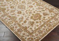 Persian style living room rug