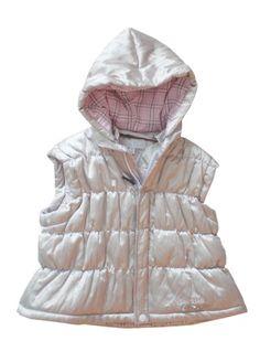 Pom Pom Paolo Silver Vest $47 (on sale)