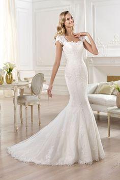 #Pronovias #wedding dresses 2014 http://www.weddingandweddingflowers.co.uk/article/708/pronovias-2014-collection