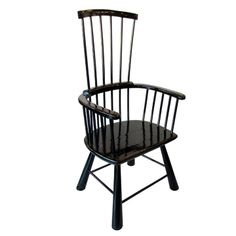 Windsor Style High Back Chair from TREBOR/NEVETS for $895 on Square Market