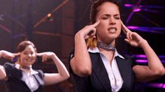 Alexis Knapp Pitch Perfect Shower   Pitch Perfect Alexis Knapp Gif Pitch perfect brittany snow