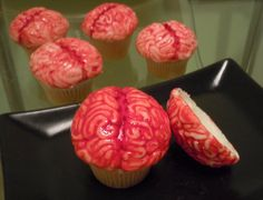Brain cupcakes: Just a little food for thought.