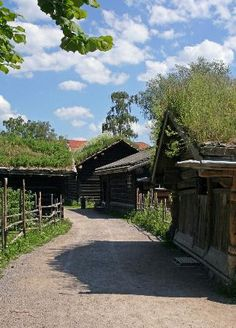 Norwegian Folk Museum: Old farm houses and other buildings brought together for this wonderful outdoor museum in Oslo.