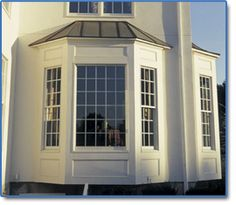 bay window roof & Replace a simple flat window with a beautiful bay window complete ...