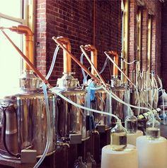 Kings County Distillery #BrooklynNavyYard #MakersRow
