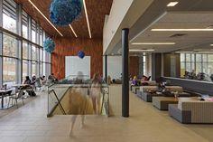 Gallery of University of Arkansas Champions Hall / SmithGroupJJR - 17