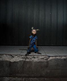Creepy Photos of Monkeys Wearing Doll Masks: Perttu-Saksa_web3.jpg