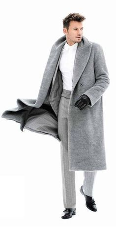 Men's Fall / Winter Fashion collection by Ermenegildo Zegna. Mode Masculine, Sharp Dressed Man, Well Dressed Men, Fashion Moda, Mens Fashion, Fashion Trends, Moda Do Momento, Style Masculin, Gentleman Style