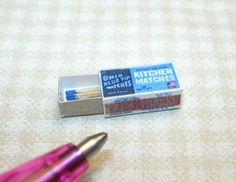 Tiny Matches!