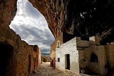 Verlassene Dörfer: Scurati auf Sizilien (www.spiegel.de)