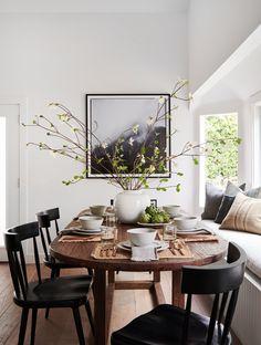 Home Decoration Inspiration .Home Decoration Inspiration Decor, Dining Room Design, Room Inspiration, Dining Room Inspiration, Interior, Dining Nook, Amber Interiors, Home Decor, House Interior