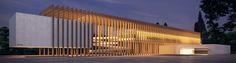 Imagem 29 de 30 da galeria de Resultados do concurso para o Pavilhão do Brasil na Expo Milão 2015. Terceiro Lugar - Studio MK27. Image Cortesia de IAB