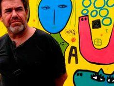 Mi Sala Amarilla: Proyecto de Arte Milo Lockett Giuseppe Arcimboldo, Teaching Art, History, Kandinsky, Carrera, Ideas Para, Abstract, Paper, Art History Lessons