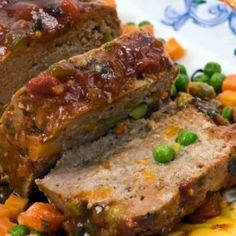 Sassy Meatloaf - Weight Watchers Recipe