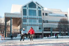 Ben Boeke – Alaska's Best indoor skating rink