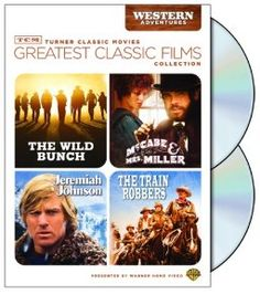 Amazon.com: TCM Greatest Classic Films Collection: Western Adventures