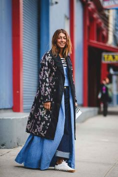NYFW Street Style Pictures Fall Winter 2016