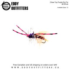 Visit our website to browse our vast selection of quality fly fishing flies! Fast free Canadian and US shipping! Dragonfly Meaning, Pike Flies, Steelhead Flies, Salmon Flies, Nymphs, Fly Fishing, Website, Free, Lakes