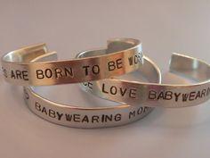 #babywearing jewelry!!!