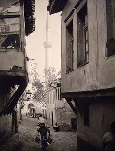 Türk Mahallesi, Selanik Thessaloniki, Macedonia, Greece, Lost, Europe, Island, History, Pictures, Viajes