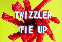 The Young Life Leader Blog: Club Game Of The Week: Twizzler Tie Up