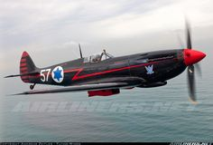 Supermarine 361 Spitfire LF9E aircraft picture