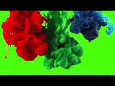 Realistic Ink Color Splash - Part 2 Green Screen Video Backgrounds, Green Background Video, Iphone Background Images, Smoke Background, Light Background Images, Green Backgrounds, Best Green Screen, Green Screen Photo, Free Green Screen