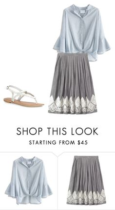 """Untitled #856"" by dannie-trudeau ❤ liked on Polyvore featuring Chicwish and Dorothy Perkins"