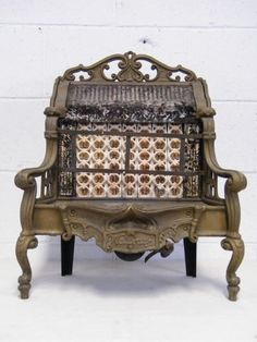 Humphrey Radiant Fire Gas Heater Fireplace Insert - Picked: $45.00 ...