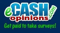eCash Opinions where you Get paid to take surveys