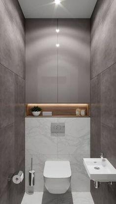 Bathroom Design Layout, Bathroom Interior Design, Kitchen Design, Bath Design, Contemporary Bathroom Designs, Contemporary Decor, Contemporary Cottage, Modern Design, Bad Inspiration