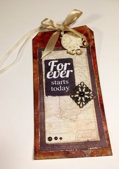 Forever starts today Tag Tags
