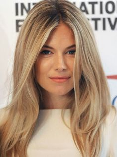 Would love my hair this light!!