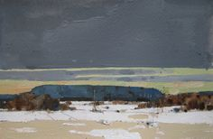 Landscape Paintings ... Harry Stooshinoff