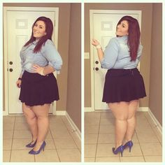 Plus size fashion and style blogger Curves, Curls and clothes! Follow on instagram for outfit of the day ideas @curves_curlsandclothes.