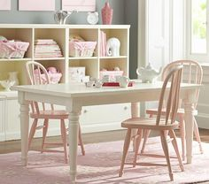 I can make this table for 2/3 the price :) Farmhouse Large Table #PotteryBarnKids